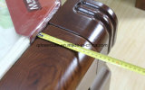Camas matrimoniales modernas de la base de madera sólida (M-X2319)