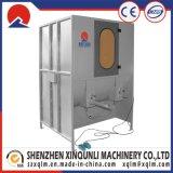 PP 면을%s 70-80kg/H 수용량 섬유 장난감 충전물 기계
