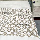 مرنان صوف غطاء [سنجل] غطاء تصميم بسيطة أسلوب غطاء
