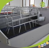 De nieuwe Apparatuur van de Varkensfokkerij van het Ontwerp voor het Werpen van de Zeug het Werpen van het Bed Krat