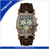Montre-bracelet mécanique automatique Psd-2326 de dames