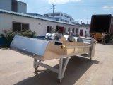 Gleiskettenfahrzeug-Luft abgekühltes abkühlendes Band für Puder-Lack-Produktion