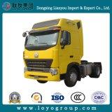 판매를 위한 Sinotruk HOWO A7 4X2 트랙터 트럭