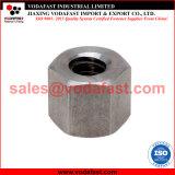 Écrou hexagonal en acier avec filetage trapézoïdal conformément à DIN 103