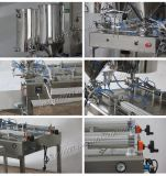 Полуавтоматная двойная машина завалки затира головок для томатного соуса (G2LGD280)