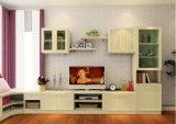 Unité de surface en bois TV
