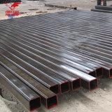 Труба стальной трубы квадратного веса пробки прямоугольная сваренная стальная