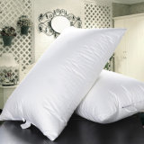 Утка поддерживающего комфорта белая вниз и подушка пера
