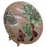 Conjunto de madera al por mayor del práctico de costa de la taza del MDF, con talla y diseño de encargo