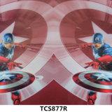 Le transfert de chaleur merveilleuse impression de films de décoration de lamination TCS831X1R