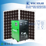 Home 2400 wh Fonte de Alimentação do Gerador Solar Portátil