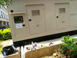 300квт 375ква бесшумный генератор Рикардо дизельного двигателя генераторной установки