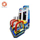 Крытый малыши аркады эксплуатируемые монеткой скача машина видеоигры