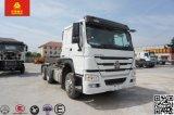Testa del rimorchio della testa del camion del trattore di Sinotruk HOWO 6X4 41-50t LHD/Rhd