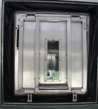 Vollautomatischer lokalisierentyp industrielle Unterlegscheibe-Zange