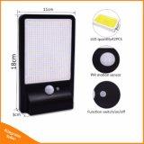 500 indicatori luminosi impermeabili di obbligazione LED dell'indicatore luminoso 42 LED di lumen di movimento della lampada solare solare esterna del sensore per l'iarda della parete del giardino