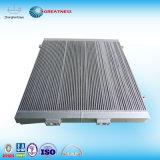 La Chine usine Direct Fin de la plaque en aluminium Échangeur de chaleur air-air