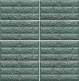 Azulejo de cerámica exterior esmaltado rústico de la pared de Matt para al aire libre (2811)