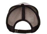 Cappello unisex di Meshback della protezione della sfera del camionista dello spazio in bianco della parte anteriore della gomma piuma