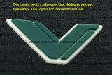 Logotipo de impressão por transferência térmica de silicone amplamente utilizado para acessórios de vestuário