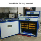 Ce Approved Automatic Poultry Egg Incubator Chicken Hatchery Machine
