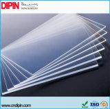 Transparente Form-Acrylvorstand des PlastikPMMA und Acrylblatt