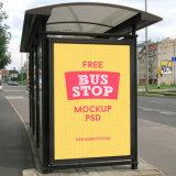 Лампа в салоне - Блок освещения дисплея - светодиодный индикатор - Реклама Mupi