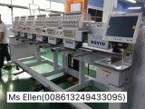 Machine 6 van het Borduurwerk van de Hoge snelheid van Wonyo Industriële Tubulaire HoofdWy1206c