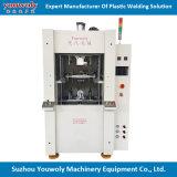 Máquina plástica de fusión caliente de la estación dual del alto rendimiento