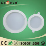 China Suppliers Ctorch nuevo plástico barato empotrables de techo simple SMD de 7W Downlight LED