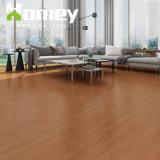 La norma europea 4mm piso vinílico ecológica y alta calidad Durable insonorizadas de vinilo suelos PVC Haga clic en