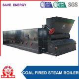 Chaudière à vapeur allumée par charbon automatique d'industrie textile