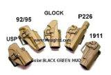 Multi-Arten taktischer Serpa Militärpistole-Gewehr-Pistolenhalfter