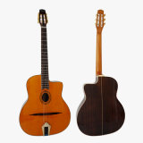 Guitare jazz tzigane de Aiersi usine (GP03T)