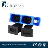 光ファイバケーブルのアダプターかカプラーSc/Upc-Sc/Upcのデュプレックスはマルチモードおよびシングルモードに適用する