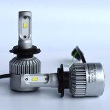 高品質LED車のヘッドライトS2 H7 Csp LEDのヘッドライト