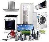 Revestimento em pó electrodomésticos