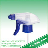28/400, 28/410, 28/415 pulvérisateur vert en plastique de déclenchement