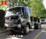 Sinotruk HOWO A7 6X4のトラクターのトラックまたはトレーラートラックのトラック