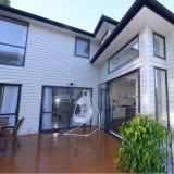 Australiano de aluminio de alta calidad estándar de ventana deslizante para la construcción de viviendas