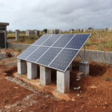 Off-Grid 3kw Mini Projetos Sistemas de energia solar Whole House