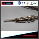 Industrieller Typ des Thermoelement-Fühler-K mit dem 2m Draht