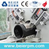 Ligne en plastique d'extrusion de pipe de HDPE/PE (extrudeuse en plastique de vis simple)