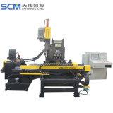 版のドリルの穿孔器のマークのためのC-Typeの版の溶接の構造CNC機械