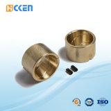 カスタム精密機械化の真鍮の管ベースブッシュ