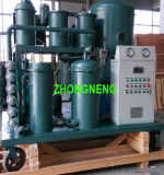 Système de filtration d'huile à lubrifiant usé, purificateur d'huile à vide