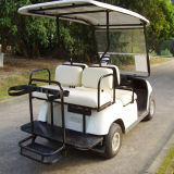 電気4 Seatersのゴルフカート