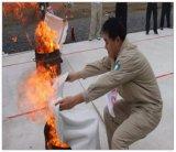 Couverture d'incendie de tissu de fibres de verre
