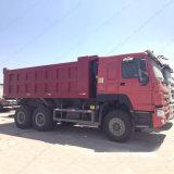 판매를 위한 Sinotruk HOWO 팁 주는 사람 트럭 8X4 371HP 쓰레기꾼 덤프 트럭