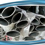 tubo d'acciaio ellittico del carbonio Q235 di 2mm